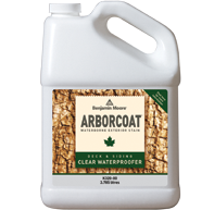 ARBORCOAT Exterior Waterproofer - Clear