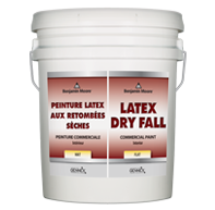 Benjamin Moore Latex Dry Fall - Flat