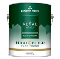 Regal Select Exterior Paint- Flat