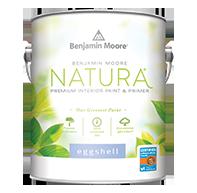 Benjamin Moore Natura — Eggshell