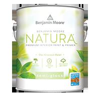 Benjamin Moore Natura — Semi-gloss