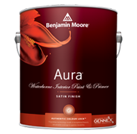 Aura Interior Paint- Satin