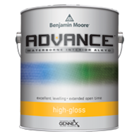 Advance Interior Paint - High-gloss