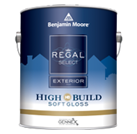 REGAL Select Exterior High Build - Soft Gloss