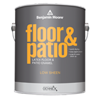 Floor and Patio Low Sheen Enamel
