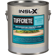 TuffCrete Waterproofing Acrylic Concrete Stain